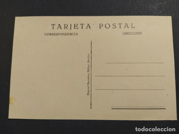 Postales: SEVILLA-JESUS NAZARENO-525-MANUEL BARREIRO-POSTAL ANTIGUA-(64.488) - Foto 3 - 183857941