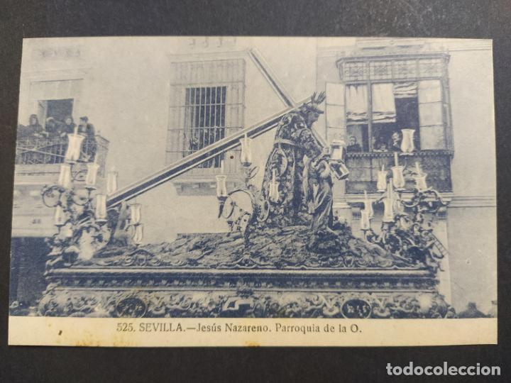 SEVILLA-JESUS NAZARENO-525-MANUEL BARREIRO-POSTAL ANTIGUA-(64.488) (Postales - España - Andalucía Antigua (hasta 1939))