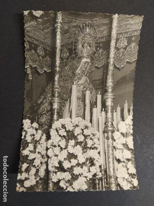 HUELVA-NUESTRA SEÑORA DE LOS DOLORES-PARROQUIA DE LA CONCEPCION-FOTO RAFAEL VAZQUEZ-(64.489) (Postales - España - Andalucía Antigua (hasta 1939))