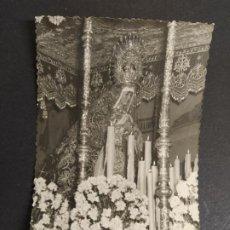 Postales: HUELVA-NUESTRA SEÑORA DE LOS DOLORES-PARROQUIA DE LA CONCEPCION-FOTO RAFAEL VAZQUEZ-(64.489). Lote 183858267