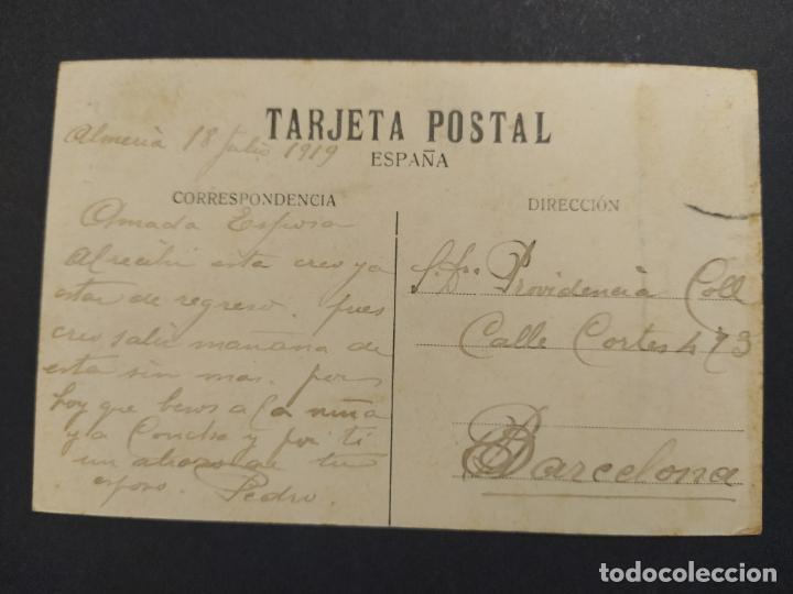 Postales: ALMERIA-ENTRADA AL REAL DE LA FERIA-L.S.P. 1-POSTAL ANTIGUA-(64.506) - Foto 3 - 183858871