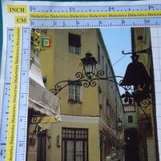 Cartes Postales: POSTAL DE MÁLAGA. AÑO 1983. PASAJE DE CHINITAS. MUJER FLAMENCA. 2299. Lote 184061266