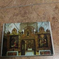 Postales: LIBRO 16 POSTALES GRANADA LA CARTUJA. Lote 184105111
