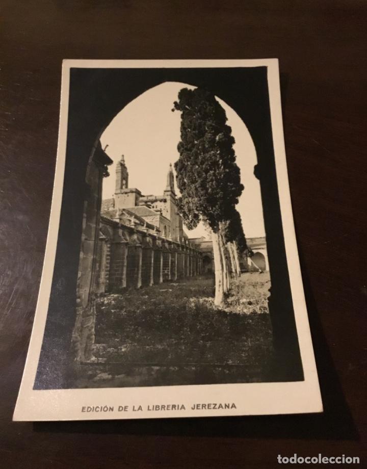 ANTIGUA POSTAL FOTOGRÁFICA JEREZ DE LA FRONTERA (Postales - España - Andalucia Moderna (desde 1.940))