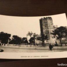 Postales: ANTIGUA POSTAL FOTOGRÁFICA JEREZ DE LA FRONTERA. Lote 184415086