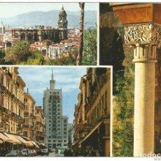 Postais: == PN16 - POSTAL - MALAGA - BELLEZAS DE LA CIUDAD. Lote 186054390