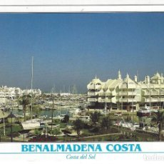 Postales: BENALMADENA COSTA .- COSTA DEL SOL. Lote 186077313