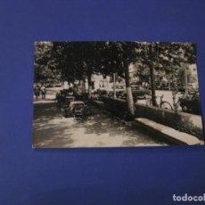 Postales: POSTAL FOTOGRÁFICA DE MARBELLA. PARQUE DEL GENERALISIMO. AVDA-RAMON Y CAJAL. ED. ARRIBAS.. Lote 186181187