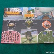Postales: TARJETA POSTAL DEL MUSEO DE MINIATURAS DE MAX. CARROMATO DE MAX. MIJAS- COSTA DEL SOL.. Lote 187465960
