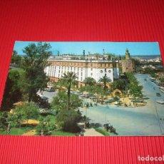Postales: SEVILLA - HOTEL CRISTINA Y TORRE DEL ORO - Nº 125 - SIN USAR - EDICIONES RO-FOTO. Lote 187524692