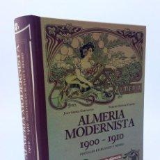 Postales: ÁLBUM INCOMPLETO POSTALES ALMERÍA MODERNISTA 1900 – 1910 - LA VOZ DE ALMERÍA. Lote 187530656