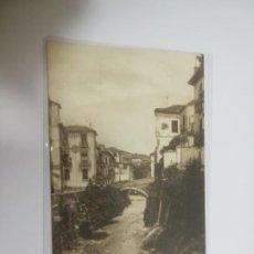 Cartoline: TARJETA POSTAL. CORDOBA. CARRERA DEL DARRO. 64. GRAFOS. Lote 187563963