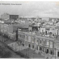 Postales: P-9658. POSTAL SAN FERNANDO, VISTA GENERAL.. Lote 187828943