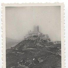 Postales: X122775 ANDALUCIA JAEN VISTA DEL CASTILLO DESDE EL NEVERAL. Lote 188658292