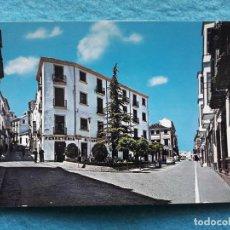 Postales: BAENA. CÓRDOBA. PLAZA DE CLEMENTE VALVERDE.. Lote 188780773