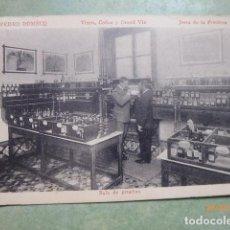 Postales: POSTAL BODEGAS JEREZ DE LA FRONTERA, . Lote 189564851