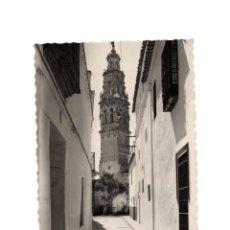 Postales: ECIJA.(SEVILLA).- CALLE TÍPICA. AL FONDO TORRE DE SAN JUAN.. Lote 189641158