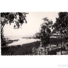 Postales: MÁLAGA.- PUERTO DESDE GIBRALFARO.. Lote 189764355