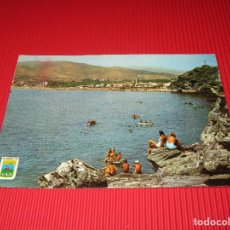 Postales: ALMUÑECAR ( COSTA DEL SOL ) - LAS ROCAS - 5.014 (5014) - ESCRITA Y CIRCULADA -ED. GRAFICAS CONTRERAS. Lote 190003322