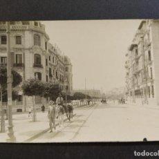 Postales: MALAGA-POSTAL FOTOGRAFICA ANTIGUA-(65.833). Lote 190166360