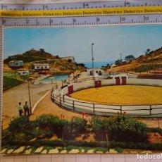 Cartes Postales: POSTAL DE MÁLAGA. AÑO 1965. FUENGIROLA RESTAURANTE PLAZA DE TOROS. 509 VALMAN. 1563. Lote 191072068