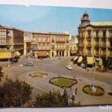 Postales: POSTAL ALMERIA PUERTA PURCHENA CIRCULADA CM. Lote 191642430