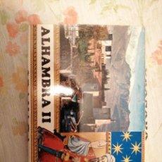 Postales: ACORDEÓN POSTALES ALHAMBRA II. Lote 191650725