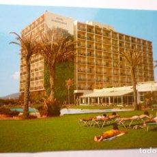 Postales: POSTAL TORREMOLINOS - HOTEL GUADALMAR--ESCRITA. Lote 191661088