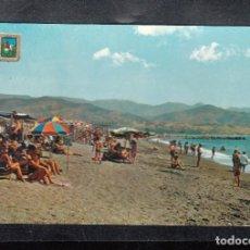 Postales: TORRE DE MAR. PLAYA. Lote 191671840
