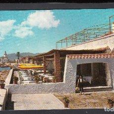 Postales: Nº 64. MALAGA. RESTAURANTE ANTONIO MARTIN. Lote 191671958