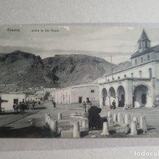 Postales: POSTAL DE ALMERÍA. IGLESIA DE SAN ROQUE. Lote 192076270