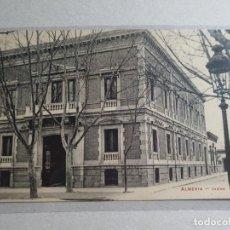 Postales: POSTAL DE ALMERÍA. CASINO. Lote 192076588