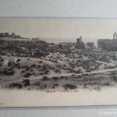 Postales: POSTAL DE ALMERÍA. TORRE DE LA VÉLA. Lote 192076791