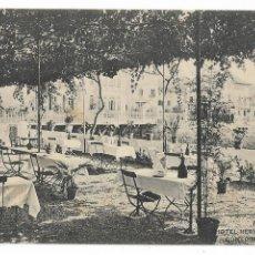 Cartes Postales: MÁLAGA - HOTEL HERNÁN CORTÉS - COMEDOR DE VERANO - P29572. Lote 192252175