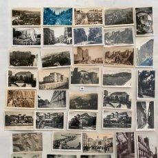 Postales: POSTALES DE MÁLAGA , LOTE DE 36 , LA MAYORÍA SON ROISIN , ANTIGUAS - N. 83. Lote 193117851