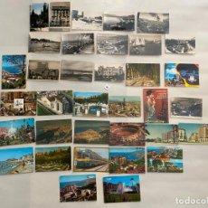 Postales: POSTALES DE MÁLAGA . LOTE DE 35 UNIDADES - N. 49 , MALAGA NEVADA , ETC.. Lote 193163952