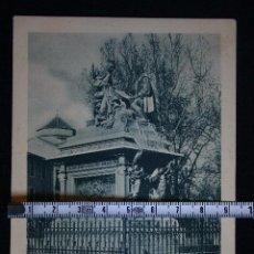 Postales: GRANADA-MONUMENTO A COLON EN EL SALON-A.LINARES,HAUSER Y MENET,MADRID. Lote 193638955