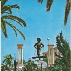 Postales: [POSTAL] EL CENACHERO MALAGUEÑO. MÁLAGA (SIN CIRCULAR). Lote 193735353