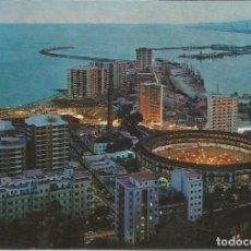 Postales: [POSTAL] VISTA GENERAL DE NOCHE. MÁLAGA (SIN CIRCULAR). Lote 194174351