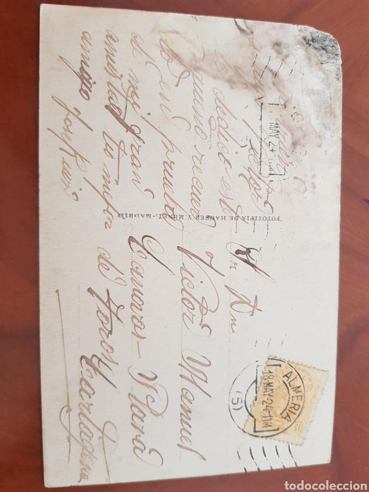 Postales: ANTIGUA POSTAL PLAZA DE TOROS ALMERIA COLECCION MOYA - Foto 2 - 194203231