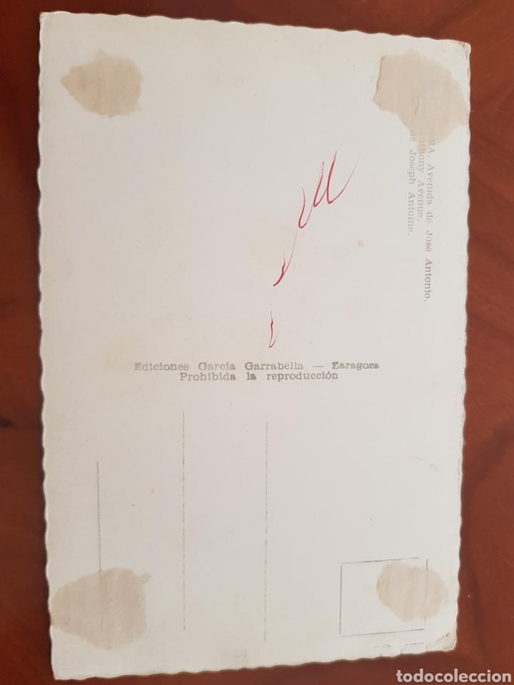 Postales: ANTIGUA POSTAL AVENIDA JOSE ANTONIO CORDOBA GARCIA GARRABELLA - Foto 2 - 194203311