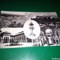 Postales: ANTIGUA POSTAL CONMEMORATIVA DEL IV CONGRESO EUCARISTÍCO NACIONAL. GRANADA. 15 AL 19 DE MAYO DE 1957. Lote 194221541