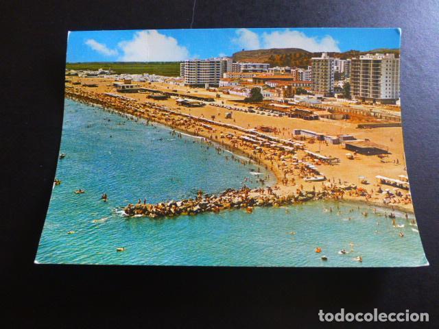 TORRE DEL MAR MALAGA PLAYA Y APARTAMENTOS (Postales - España - Andalucia Moderna (desde 1.940))
