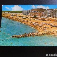 Postales: TORRE DEL MAR MALAGA PLAYA Y APARTAMENTOS. Lote 194224842