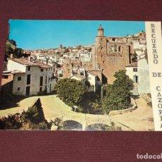 Postales: CAZORLA. Lote 194226230