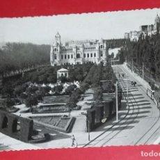 Postales: MALAGA. JARDINES DEL AYUNTAMIENTO. FOTO DIEGO CORTÉS. . Lote 194233980