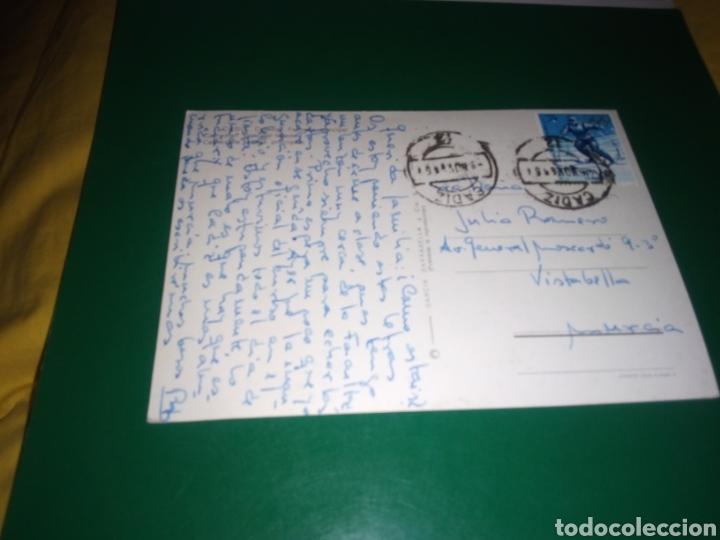 Postales: Antigua postal de Cádiz. Catedral. Años 60 - Foto 2 - 194236216