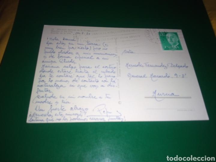 Postales: Antigua postal de Málaga. Años 60 - Foto 2 - 194236668