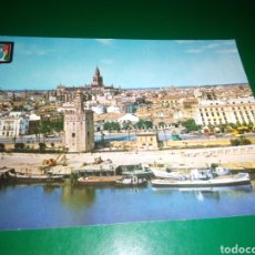 Postales: ANTIGUA POSTAL DE SEVILLA AÑOS 60. Lote 194236836