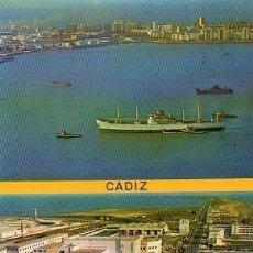 Postales: CÁDIZ - 76 VISTAS PARCIALES. Lote 194270953